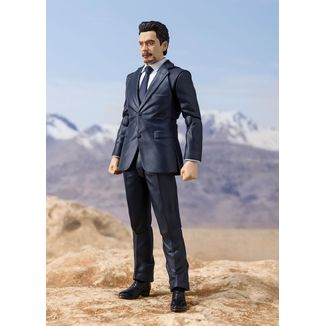 SH Figuarts Tony Stark Birth of Iron Man Marvel Comics
