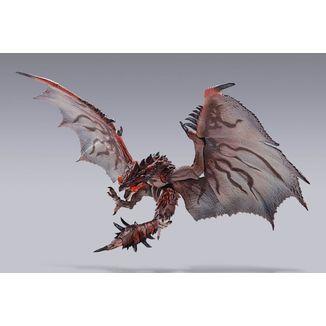 SH MonsterArts Rathalos Monster Hunter