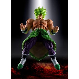 Broly SS Fullpower SH Figuarts Dragon Ball Super