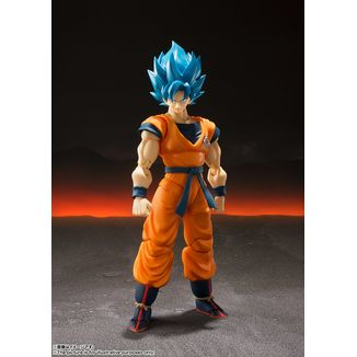 Son Goku SSG SH Figuarts Dragon Ball Super Broly
