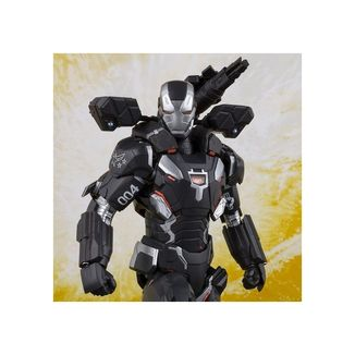SH Figuarts War Machine Mark IV Marvel Vengadores Infinity Wars