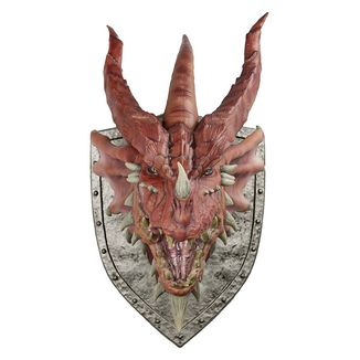 Red Dragon Trophee Dungeons & Dragons