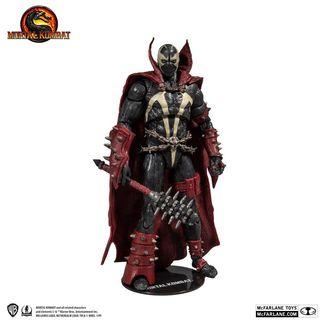 Figura Spawn Mortal Kombat 11