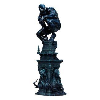 Estatua Symbiote Spider-Man Marvel Comics Premium Format