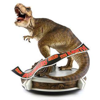 Estatua Rotunda Rex Jurassic Park