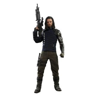 Figura Bucky Barnes Vengadores Infinity War Movie Masterpiece