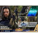 Figura Bucky Barnes Vengadores Infinity War Movie Masterpiece