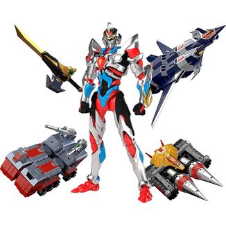 Figura Gridman DX Assist Weapon SSSS Gridman