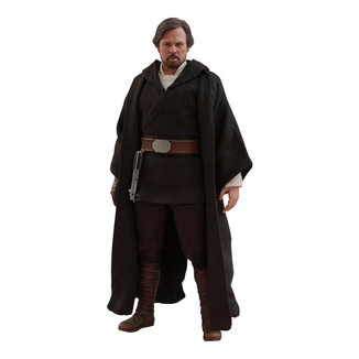 Luke Skywalker Crait Figure Star Wars Episode VIII Movie Masterpiece