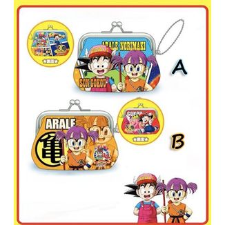 Wallet Reversible Dragon Ball x Arale-chan