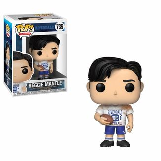 Reggie in Football Uniform Funko Riverdale PoP!