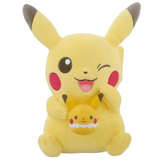 Plush Doll Pikachu Tea Party Pokemon