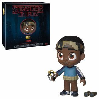 Lucas Stranger Things Funko 5 Star