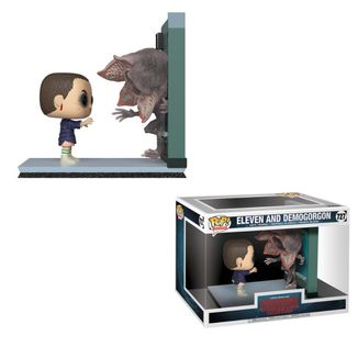 Funko Eleven & Demogorgon Stranger Things Movie Moments PoP!
