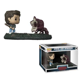 Funko Steve & Demodog Stranger Things Movie Moments PoP!