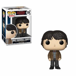Funko Mike at Dance Tee Stranger Things PoP!