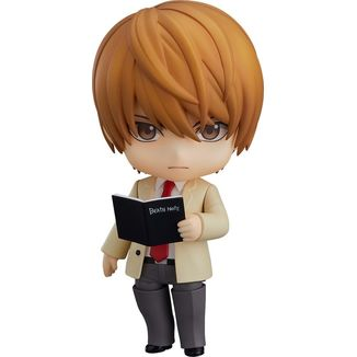 Nendoroid 1160 Light Yagami 2.0 Death Note