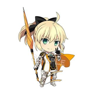 Altria Pendragon Racing Nendoroid 1177 Good Smile Racing & Type Moon Racing