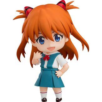 Nendoroid 1202 Asuka Shikinami Langley Rebuild of Evangelion