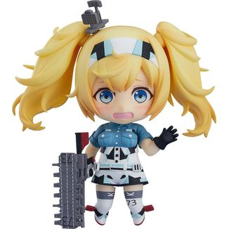 Nendoroid 1203 Gambler Bay Kantai Collection