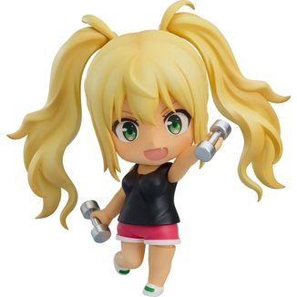 Hibiki Sakura Nendoroid 1278 How Heavy Are the Dumbbells You Lift?