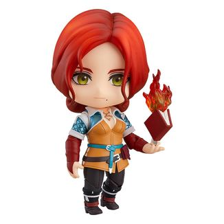 Triss Merigold Nendoroid 1429 The Witcher 3 Wild Hunt