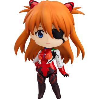 Nendoroid 1431 Asuka Shikinami Langley Plugsuit Rebuild of Evangelion