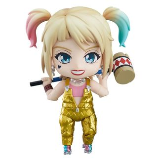 Harley Quinn Nendoroid 1438 Birds Of Prey DC Comics