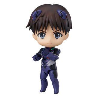 Nendoroid 1445 Shinji Ikari Plugsuit Rebuild of Evangelion