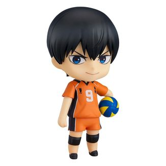 Tobio Kageyama Nendoroid 1455 The New Karasuno Haikyuu To the Top