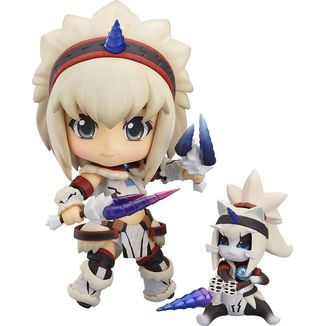 Nendoroid 377 Hunter Female Kirin Monster Hunter 4
