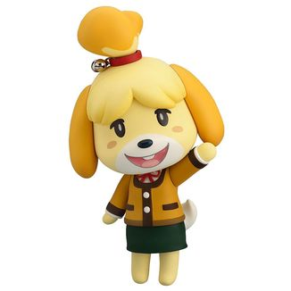 Shizue Isabelle Winter Clothes Nendoroid 386 Animal Crossing New Leaf