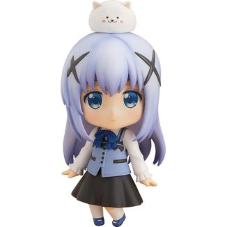 Nendoroid 558 Chino Is the Order a Rabbit