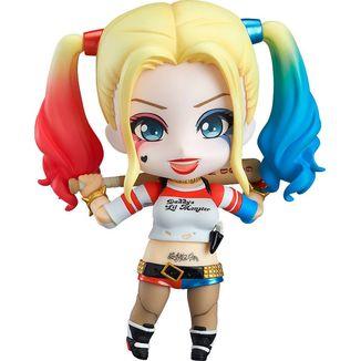 Nendoroid 672 Harley Quinn Suicide Squad