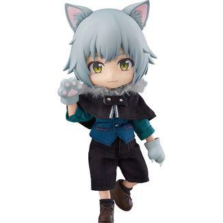 Nendoroid Doll Wolf Ash Original Character