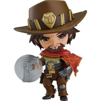 Nendoroid 1030 Mccree Classic Skin Edition Overwatch
