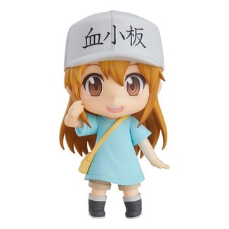 Nendoroid 1036 Platelet Cells at Work