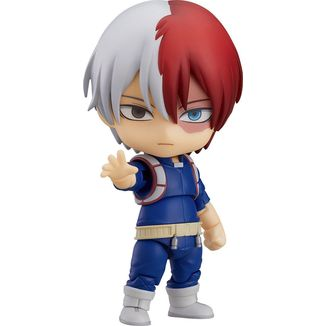 Shoto Todoroki Hero's Edition Nendoroid 1112 My Hero Academia