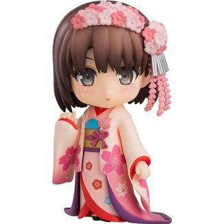 Nendoroid 1114 Megumi Kato Kimono Saekano How to Raise a Boring Girlfriend