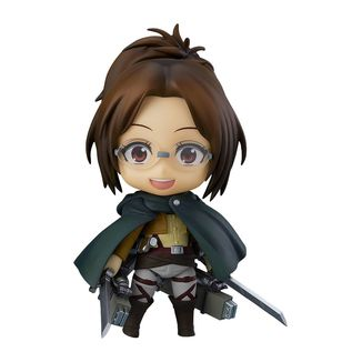 Hange Zoe Nendoroid 1123 Attack on Titan