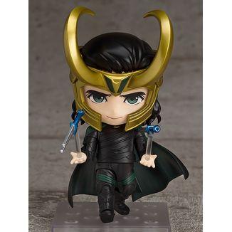 Loki DX Nendoroid 866-DX Thor Ragnarok