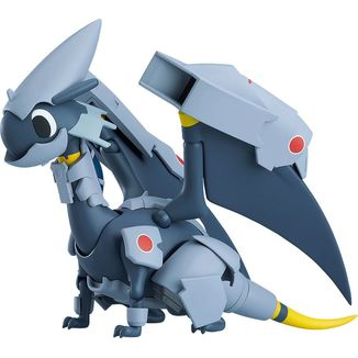 Masotan Nendoroid More Dragon Pilot Hisone and Masotan