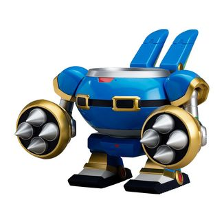 Rabbit Ride Armor Nendoroid More Mega Man X