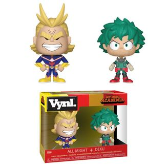 Funko All Might & Deku My Hero Academia VYNL