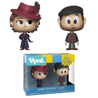 Funko Mary & Jack Mary Poppins 2018 VYNL