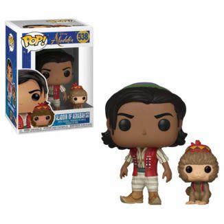 Funko Aladdin y Abu Aladdin POP!