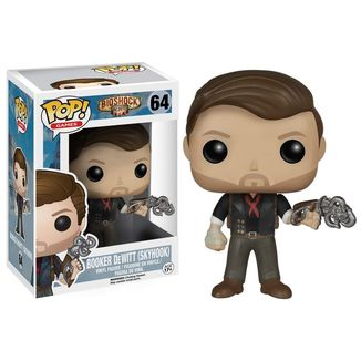 Funko Booker DeWitt (Skyhook) Bioshock Infinite PoP!