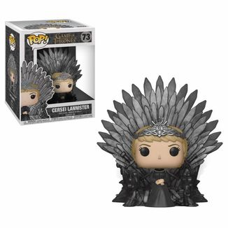 Funko Cersei Lannister on Iron Throne Juego De Tronos POP!