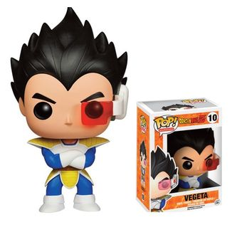 Funko Vegeta #2 Dragon Ball Z PoP!