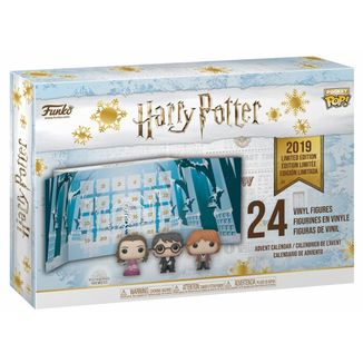 Funko Calendario de Adviento Harry Potter Wizarding World 2019 Pocket PoP!